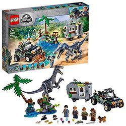 LEGO Jurassic World - Encuentro con el Baryonyx: La Caza del Tesoro (75935) - LEGO