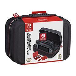 RDS Nintendo Switch Game Traveler Deluxe System Case - Fundas para consola