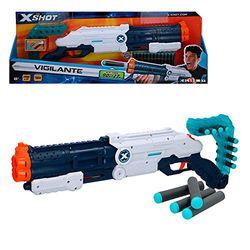 X-Shot Excel Vigilante - Pistolas de juguete