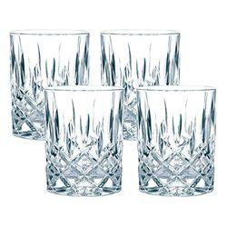 Nachtmann Set de 4 vasos para whisky Noblesse Snifter - Vasos tumbler y copas de balón