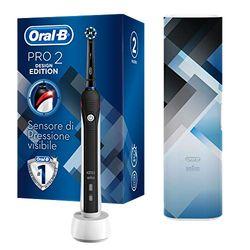 Oral-B PRO 2 2500 Design Edition - Cepillos de dientes eléctricos