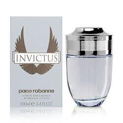 Paco Rabanne Invictus After-Shave Lotion (100 ml) - Cuidado de la barba