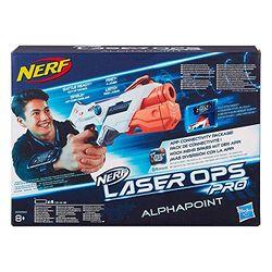 Nerf Laser Ops Pro AlphaPoint - Pistolas de juguete