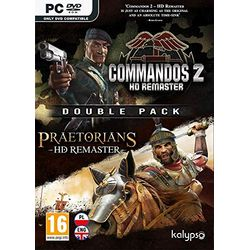 Commandos 2 + Praetorians: HD Remaster Double Pack (PC) - Juegos PC