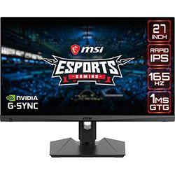 MSI Optix MAG274QRF-QD - Monitores y pantallas ordenador