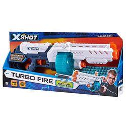 X-Shot Turbo Fire - Pistolas de juguete