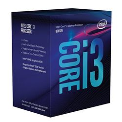 Intel Core i3-8300 - CPU