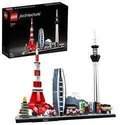 LEGO Architecture - Tokio (21051) - LEGO