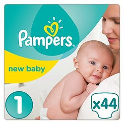 Pampers Premium Protection New Baby T1 (2-5kg) - Pañales