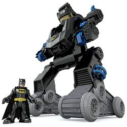 Fisher-Price Imaginext - Bat-robot transformable - Robots para niños