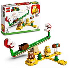 LEGO Super Mario - Set de Expansión: Superderrape de la Planta Piraña (71365) - LEGO