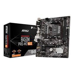 MSI B450M Pro-M2 Max - Placas base