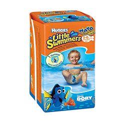 Huggies Little Swimmers talla 5-6 (12-18 kg) - Pañales