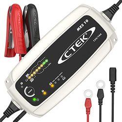 Ctek MXS 10.0 - Arrancadores y cargadores batería