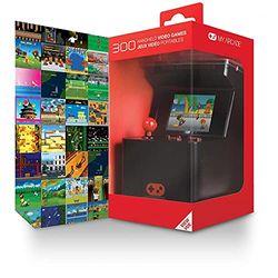 dreamGEAR My Arcade Retro Arcade Machine X - Consolas