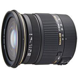 Sigma 17-50mm f2.8 EX DC OS HSM - Objetivos