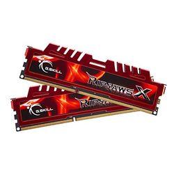 G.SKill Ripjaws X 8GB Kit DDR3 PC3-12800 CL9 (F3-12800CL9D-8GBXL) - RAM DDR3