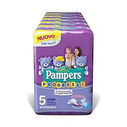 Pampers Progressi Junior Size 5 (11-25 Kg) - Pañales