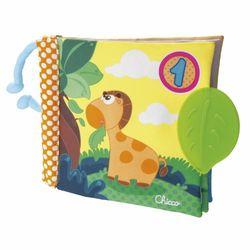 Chicco Sonajero Libro 1-2-3 - Libros para bebé