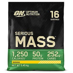 Optimum Nutrition Serious Mass 5455g - Nutrición deportiva