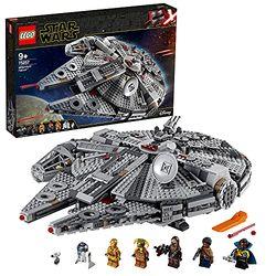 LEGO Star Wars - Halcón Milenario (75257) - LEGO