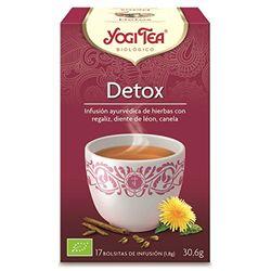 YogiTea Detox (17 uds.) - Té