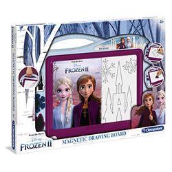 Clementoni Magnetic Drawing Board Frozen II - Pizarras mágicas