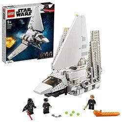 Comprar en oferta LEGO Star Wars - Lanzadera Imperial (75302)