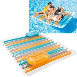 Intex Lounge 198 x 160 cm - Flotadores