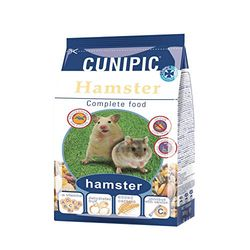 Cunipic Premium Hámsteres (800 g) - Comida para roedores, conejos y hurones