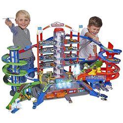 Majorette Super City Garage - Vehículos de juguete