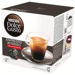 Nestlé Dolce Gusto Espresso Intenso Decaffeinato (16 Pcs.) - Cápsulas café