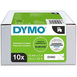 Dymo D1 2093097 10 Pack - Cintas para impresora