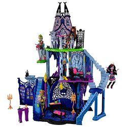 Mattel Monster High Freaky Fusion Catacombs (BJR18) - Casas de muñecas