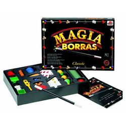 Educa Borrás Magia Borras - Clásica 100 trucos - Juegos de magia