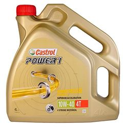 Castrol Power 1 4T 10W-40 - Aceites motor