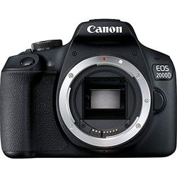 Canon EOS 2000D - Cámaras réflex y DSLR
