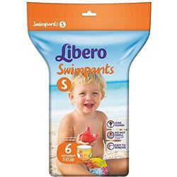 Comprar en oferta Libero Swimpants mare Piscina S (7-12Kg) 6pcs.