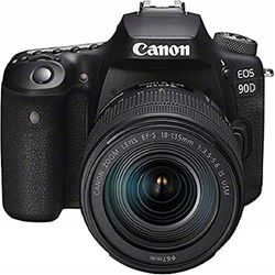 Canon EOS 90D - Cámaras réflex y DSLR