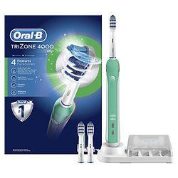 Oral-B TriZone 4000 - Cepillos de dientes eléctricos