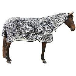 Kerbl RugBe Zebra 125 cm - Mantas para caballos