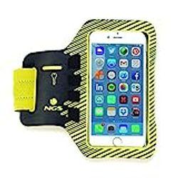NGS Armband NGS Sprinter yellow - Brazaletes deportivos
