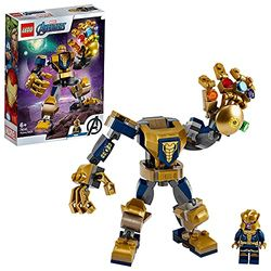 LEGO Marvel Super Heroes - Armadura Robótica de Thanos (76141) - LEGO