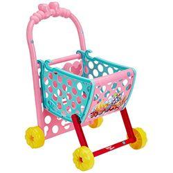 IMC Minnie Mouse - Carrito de la compra - Puestos de mercado de juguete