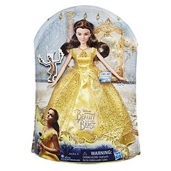 Hasbro Beauty and the Beast Enchanting Melodies Belle - Muñecas