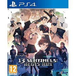 13 Sentinels: Aegis Rim (PS4) - Juegos PS4