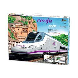 Pequetren Tren eléctrico Renfe AVE S-102 - Modelismo trenes
