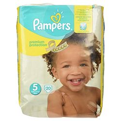 Pampers Premium Protection T5 (11-23 kg) - Pañales