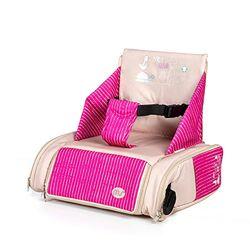 Innovaciones MS Trona portátil bebe Booster bag - Tronas