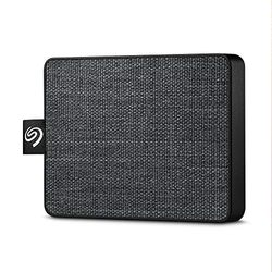 Seagate One Touch SSD 500GB Black - Discos duros SSD